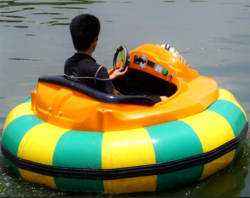 Swimming Pool Water Bumper Boats