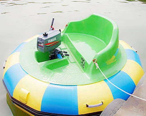 Motorized and Electric Bumper Boats for Swimming Pool