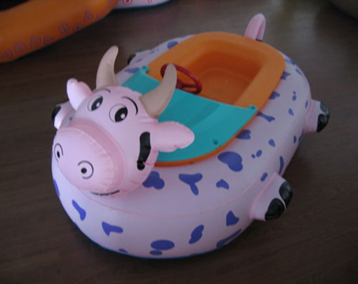 Inflatable Electric Bumper Boats For Kids