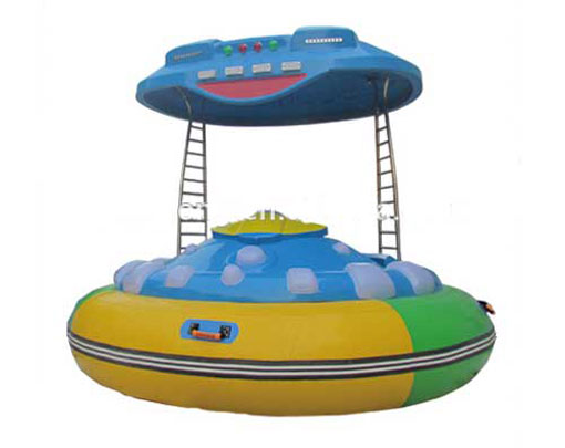 Amusement Park Rides Water Bumper Boat for Sale for Kids