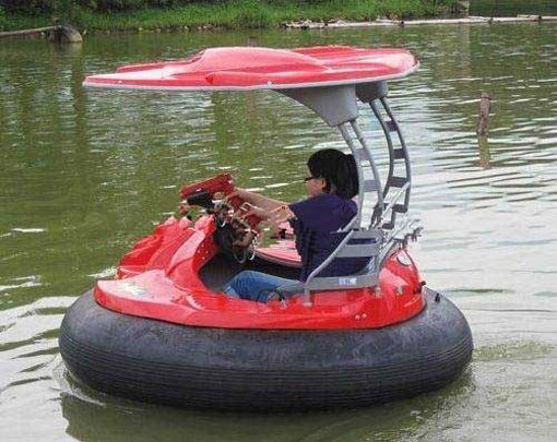 Kids Bumper Boat With Water Gun for Sale