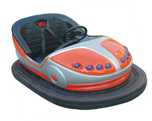 Electric battery bumper car for sale with lighting
