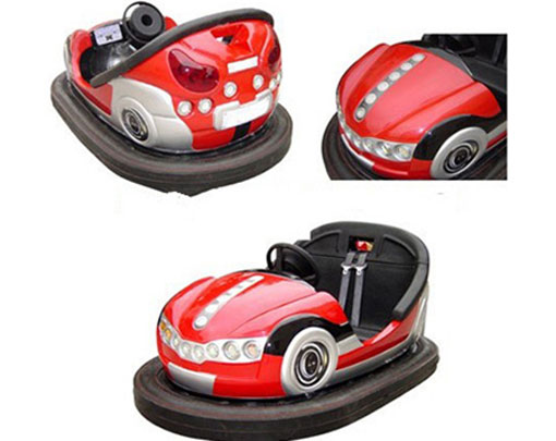 Electric bumper car, battery powered car for kids