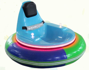 Kids cheap inflatable bumper cars for sale