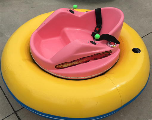 Inflatable coin operated bumper cars for sale