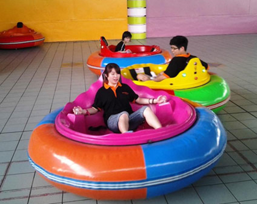 Inflatable adults bumper cars for sale