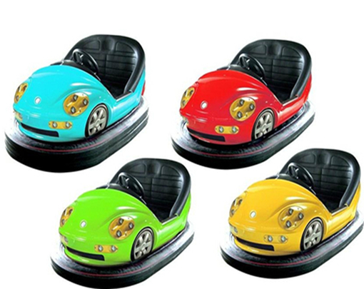 Kids Ground Grid Indoor Bumper Cars