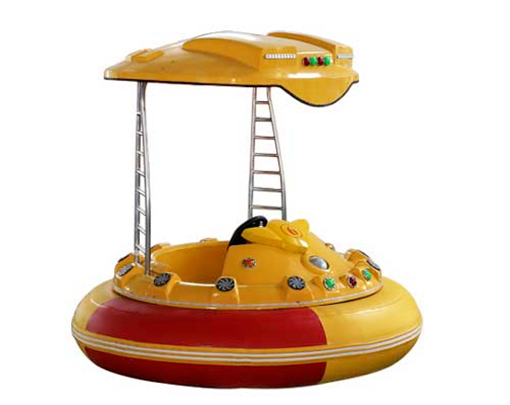 Water bumper car with laser gun for sale