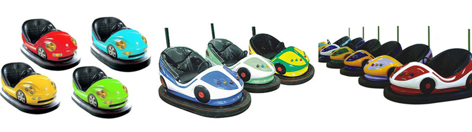 Ground grid bumper cars