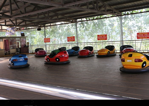 Bumper cars sites