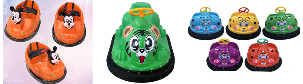 Kiddie battery bumper cars for sale