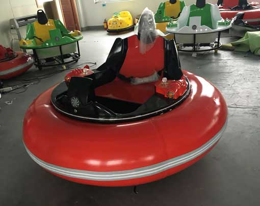 Inflatable Spin Zone Bumper Cars