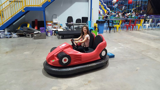 Feedback of Our Bumper  Car Rides From Australia Clients