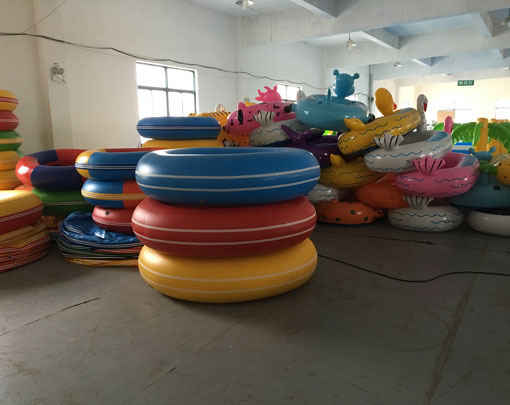 Quality Inflatable Bumper Boats