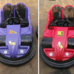 Electric Net Bumper Cars