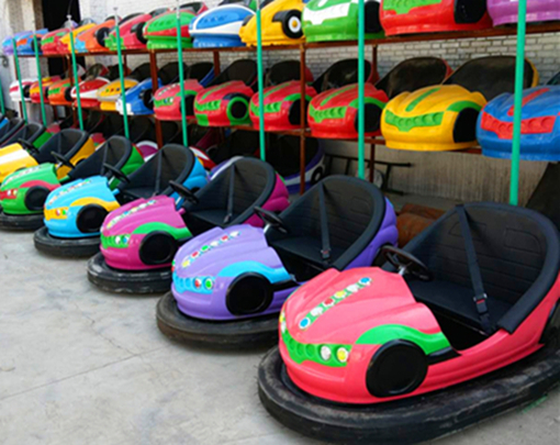 Cheap ceiling grid bumper cars for sale