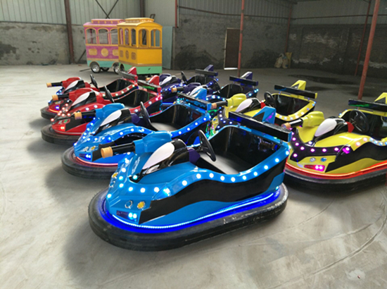 New model wholesale bumper cars for sale