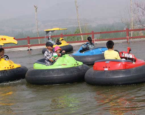 Laser Bumper Boats for Swimming Pool