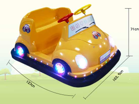 Kiddie Fairground Bumper Cars for Sale