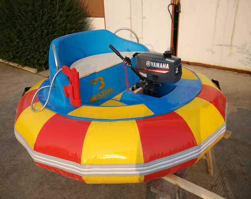 Motorized Bumper Boats for Sale from Beston
