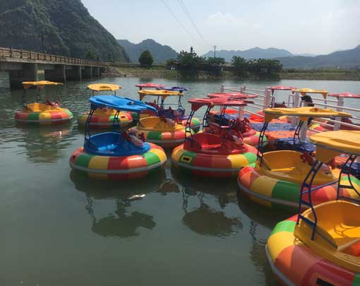 Wholesale Bumper Boats for Indonesia