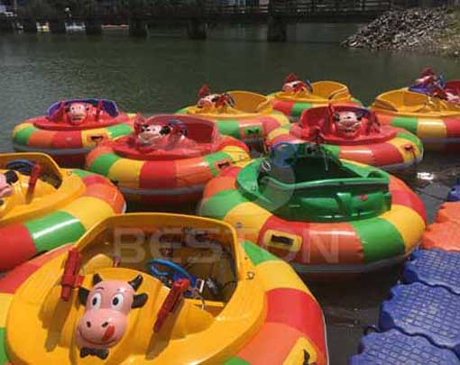 Beston Electric Bumper Boat
